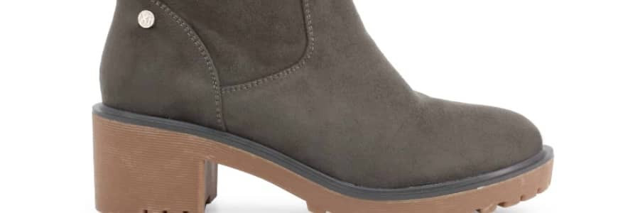Suede Ankle Boots Womens   Womens Ankle Boots  