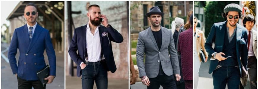 Mens Formal Jackets Collection  