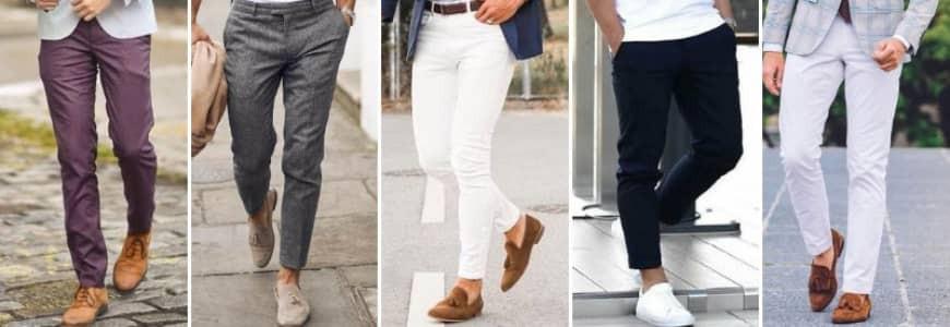 Collezione di pantaloni firmati da uomo | Pantaloni da uomo |